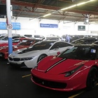 2013 Ferrari 458 Italia which sold on auction for an impressive R3.3m
