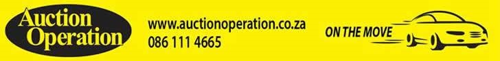 Auction Operation Home Site Top Banner